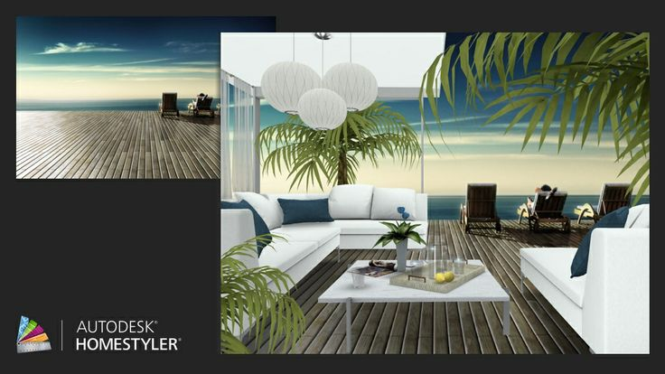 "Check out my #interiordesign ""Beach "" from #Homestyler http://autode.sk/1ljNWE3"