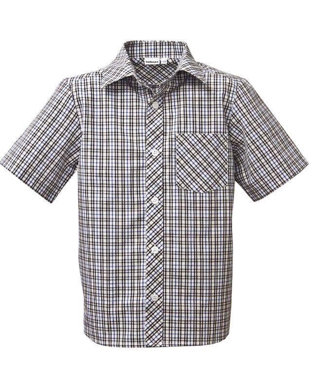 Детские рубашки: как правильно выбрать