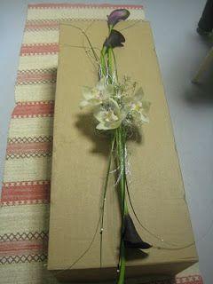 Kukka- ja lahjatavarapuoti Keijunkehrä: huhtikuu 2010