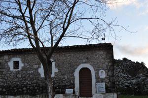 haradiatika lefkada: Σήμερα Μεγ. Παρασκευή και χιονίζει στον Άγιο Δονάτ...