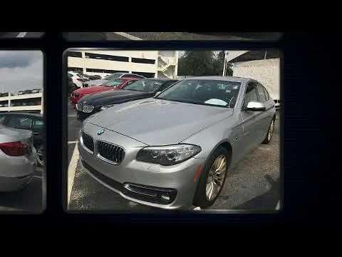 2014 BMW 5 Series 528i in Winter Park FL 32789