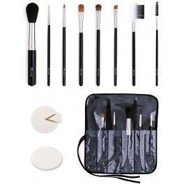 Kit de maquillage PRO2 : trousse complète de pinceaux haut de gamme, en poils naturels et synthétiques, pour réaliser des mises en beauté ultra-précises ! 80 €