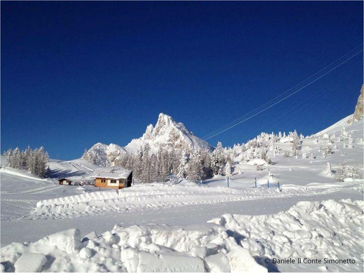Rifugio Col Gallina - Passo Falzarego  Dolomiti Bellunesi  #Dolomiti4u