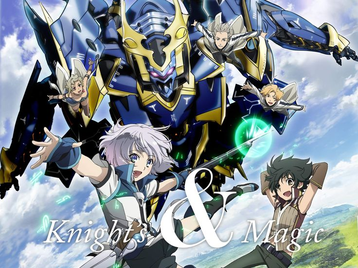 Elegant Knights and Magic Episode 2 Knight, Anime, Episodes