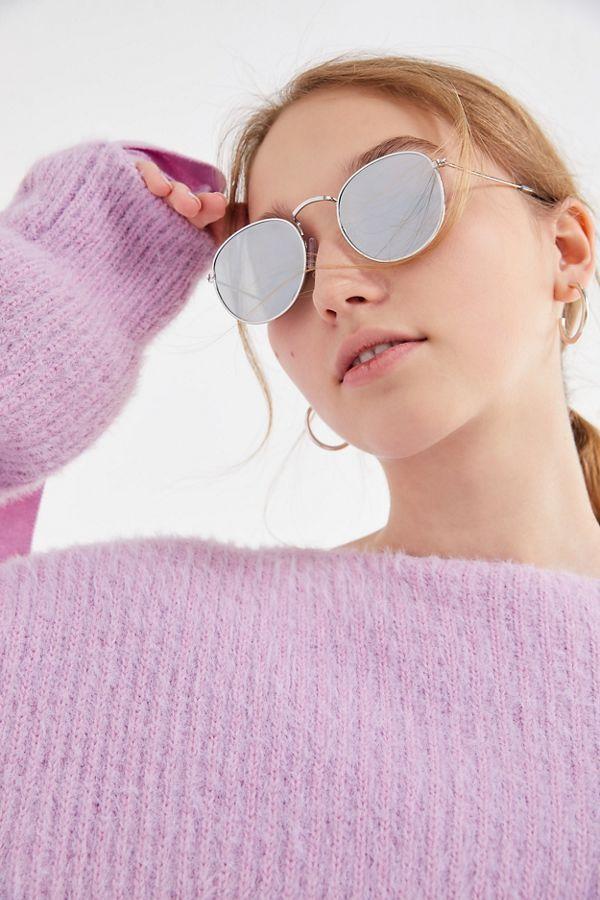 ef1da4dd43e Phoenix Metal Round Sunglasses in 2019 | Accessorize Me. | Oversized ...