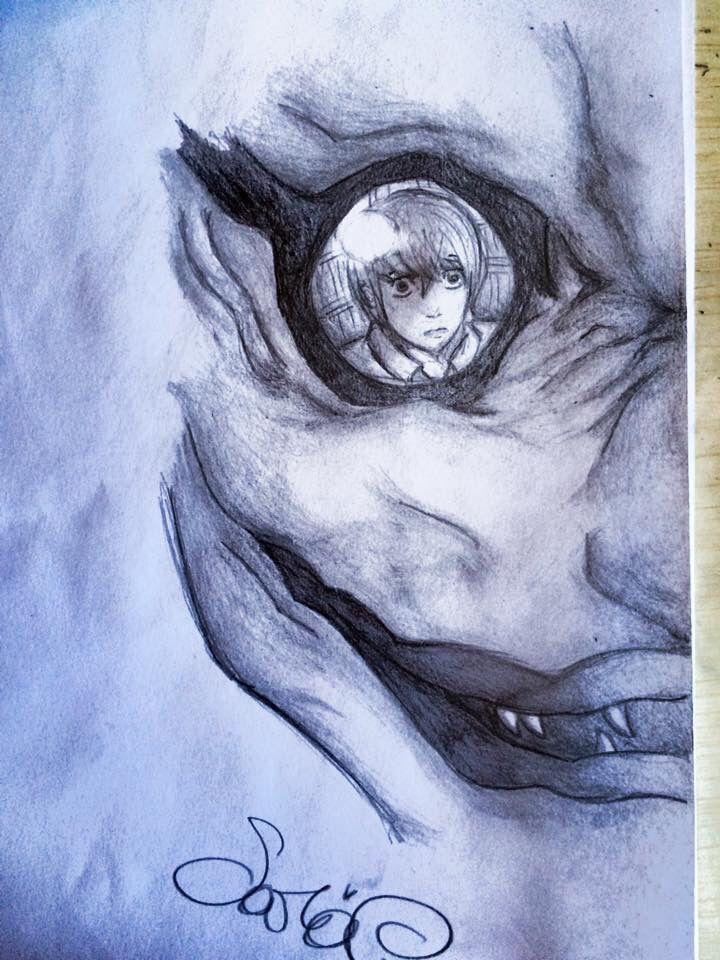 Ryuk by me <3