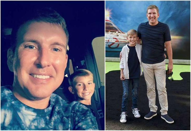Todd Chrisley's kid - son Grayson Chrisley