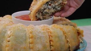 Bundt Pan Lasagna Recipe | The Chew - ABC.com