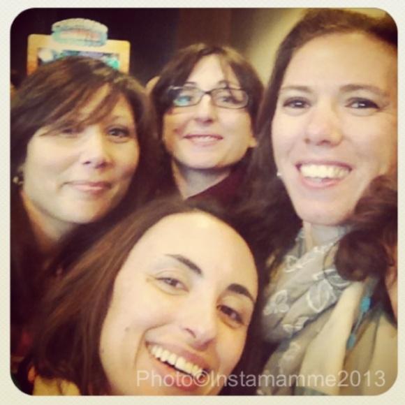 mammacheblog social family day