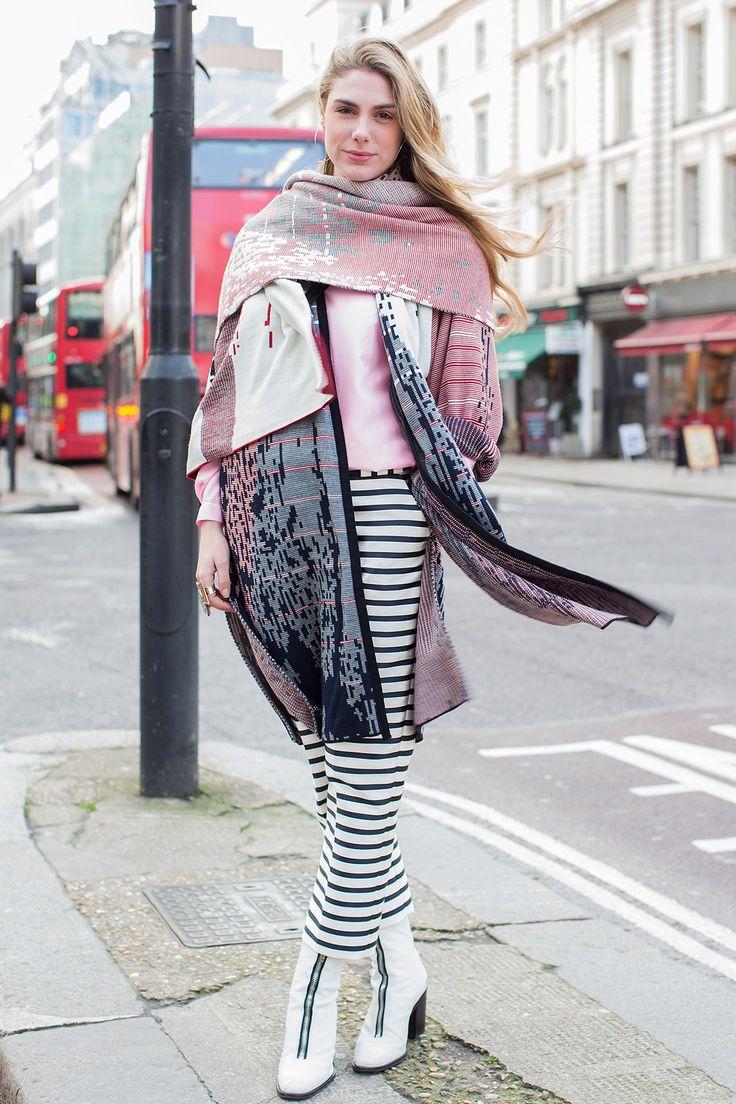 Street Style 2014 – January Street Chic – Street Fashion (Vogue.com UK)