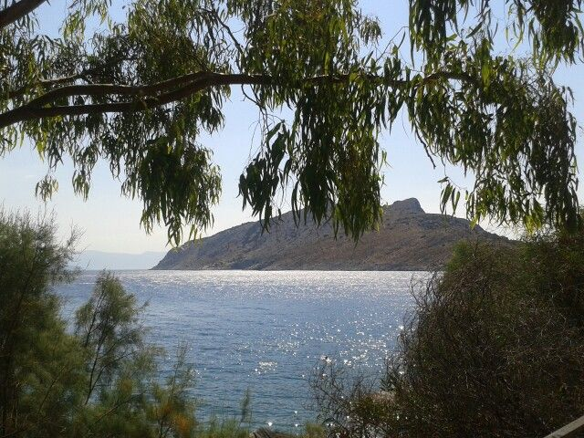 Perdika Village in Aegina