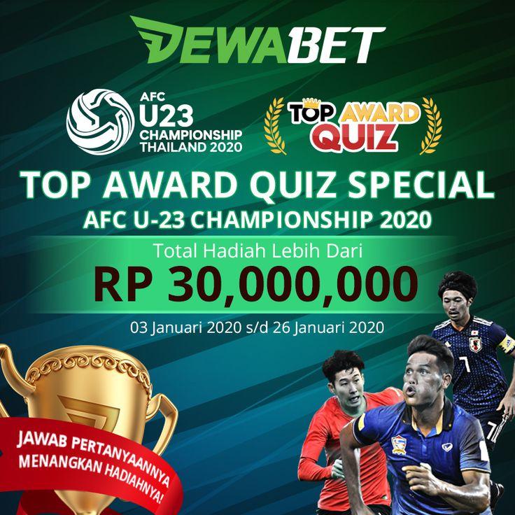 Awal tahun 2020 hadir kembali Top Award Quiz special AFC U