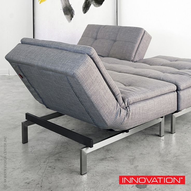 Can Be Used As A Separate Chair Or As A Chaise Long, Innovation USA Dublexo Nice Ideas