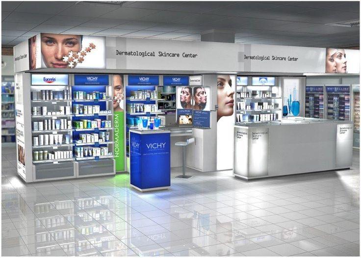 VICHY - store environment