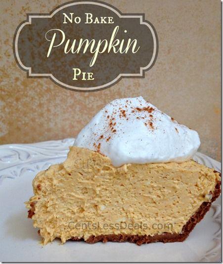 Lots of pumpkin recipes