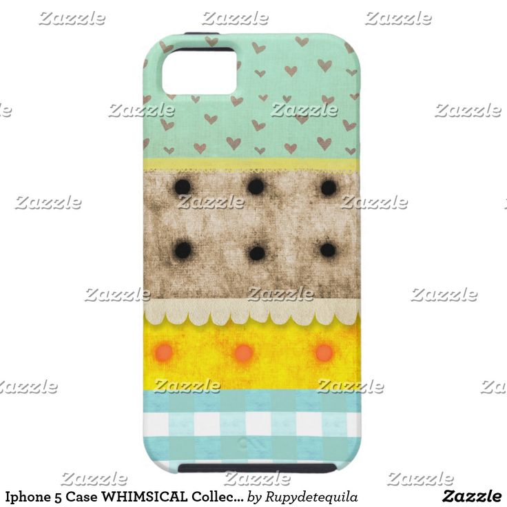 iPhone X Case WHIMSICAL Collection