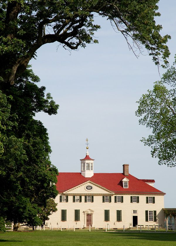 Ten Facts About the Mansion | George Washington's Mount Vernon