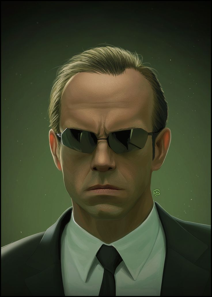 Agent Smith - The Matrix - TovMauzer