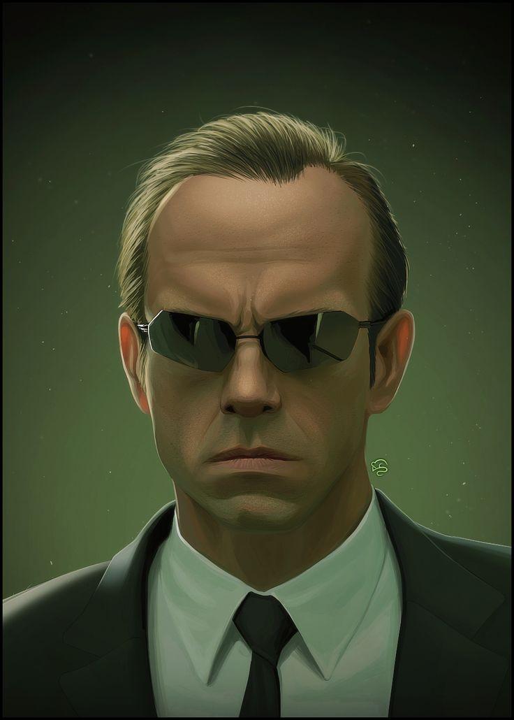 The Matrix - Agent Smith by TovMauzer