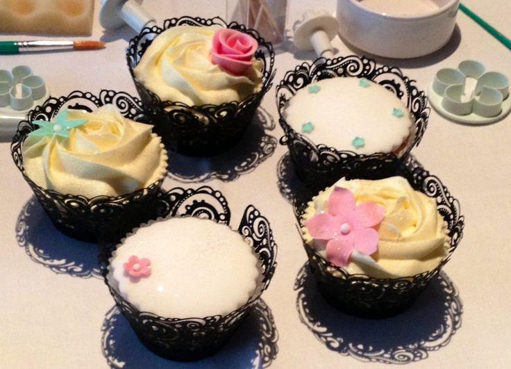 Cupcake Decorating ♥ Millenium Hotels