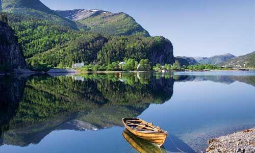 Eksingedalen, Norway