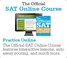 SAT tests are required by most Canadian Universities as part of a homeschool student's portfolio.