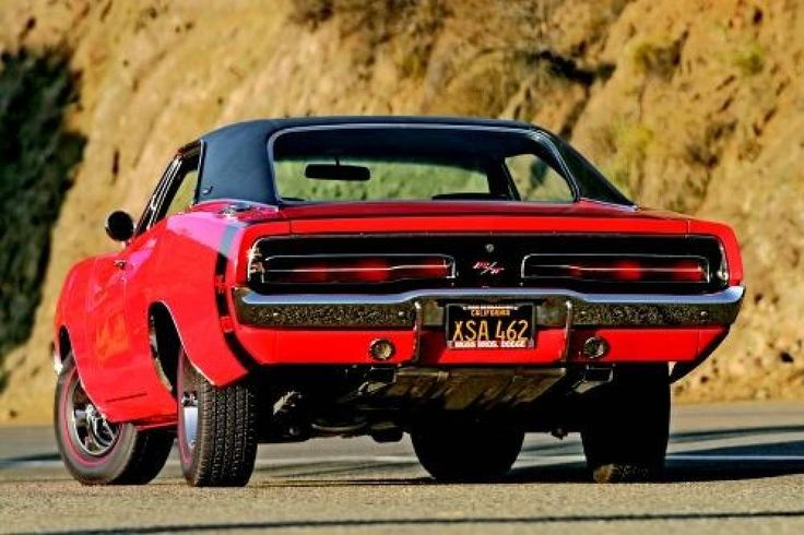 1969 Dodge Charger R/T SE - - Hemmings Motor News