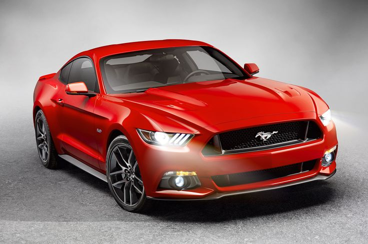 2015 Ford Mustang GT Photo Gallery - Autoblog ^