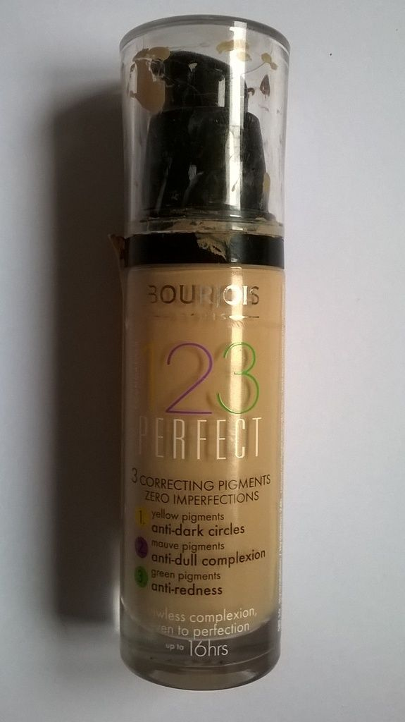Fond de Teint 123 Perfect / Bourjois