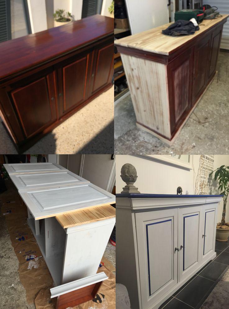 19 best bricolage peinture images on Pinterest Painted furniture - Comment Peindre Un Meuble Vernis