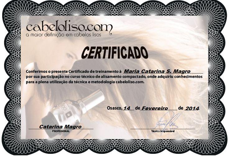 cabeloliso.com    ( em PORTUGAL ) www.espacocatarina.pt TIRES - Cascais - NºT: 21 445 31 84