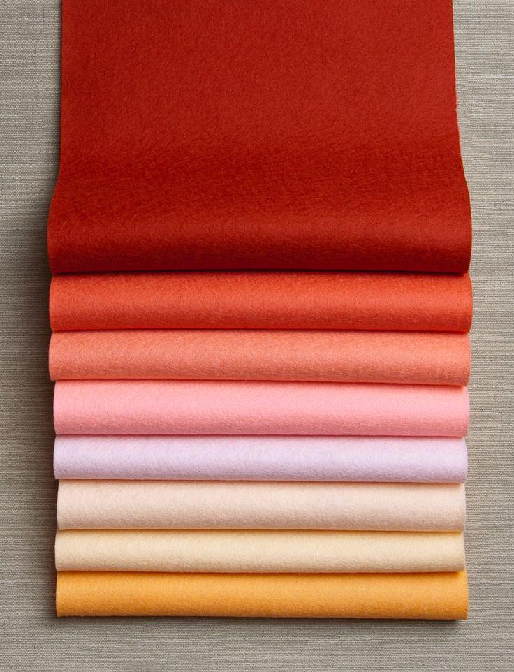 Wool Felt Bundles