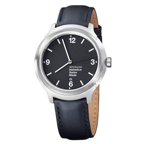4 | The Helvetica Watch Is A Real Thing That You Can Buy | Co.Design | business + design