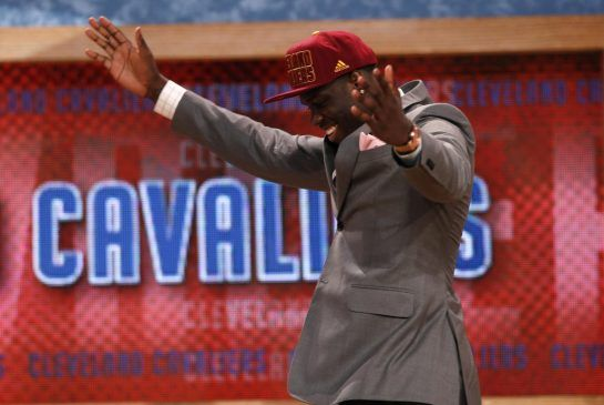 NBA draft: Anthony Bennett makes Canadian breakthrough: BAM!