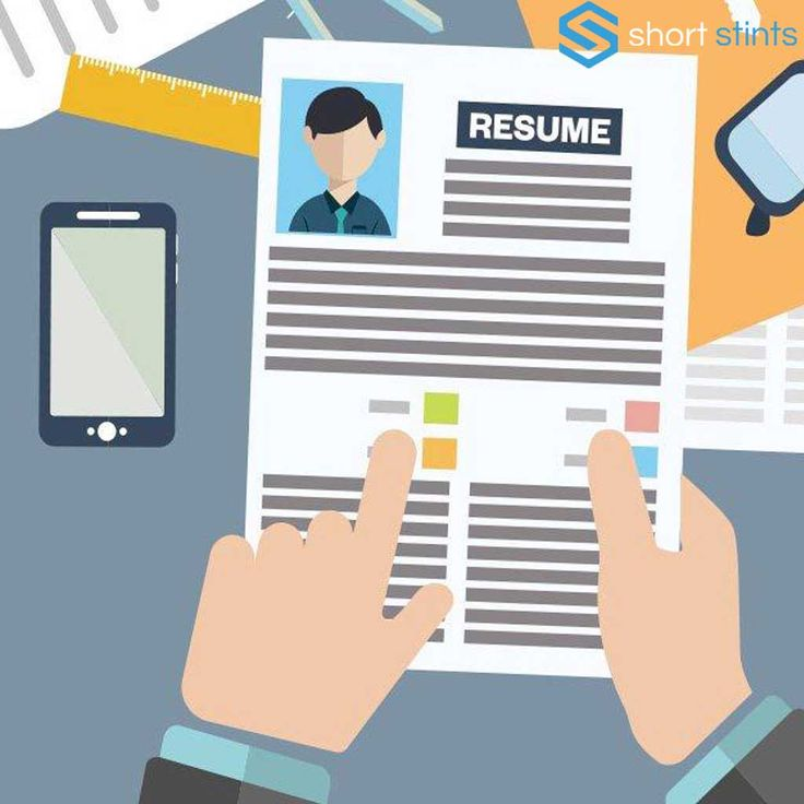the last thing on your resume should be a list of 2