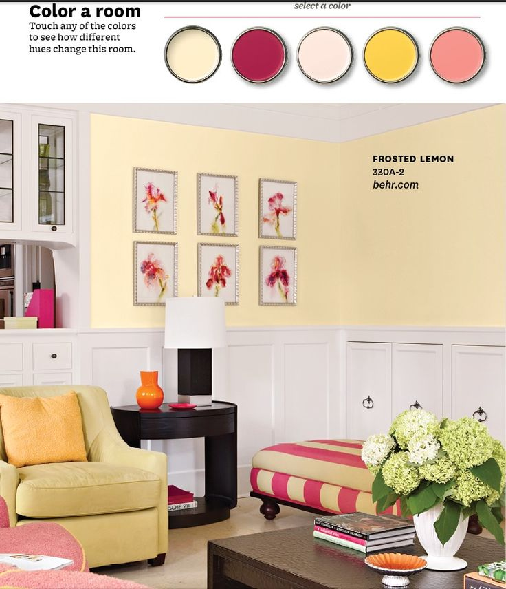 The 286 best Paint Colors and Color Schemes images on Pinterest ...