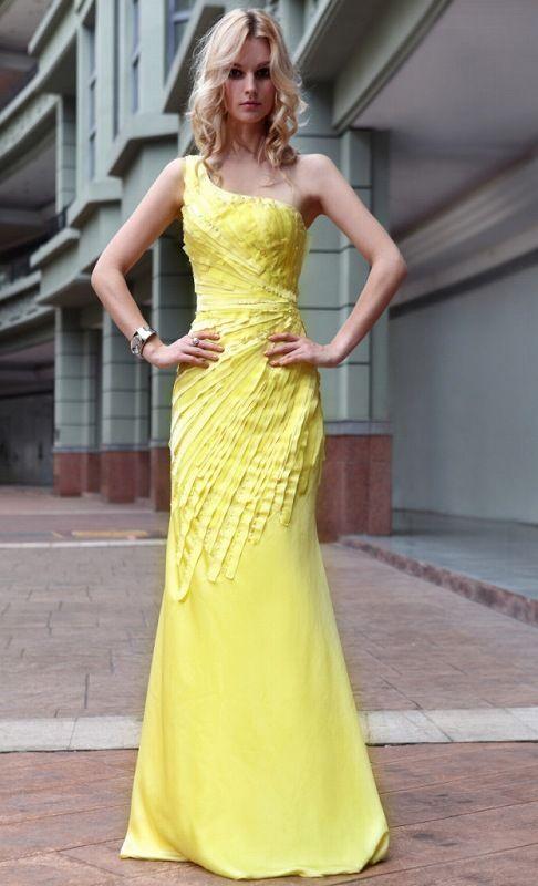 誰もが立ち止まる マーメイド風ロングドレス♪  - ロングドレス・パーティードレスはGN 演奏会や結婚式に大活躍!