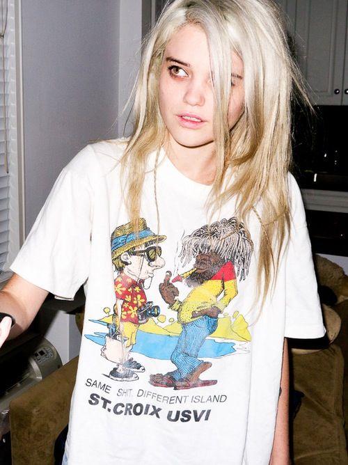 Grunge hair # 90s