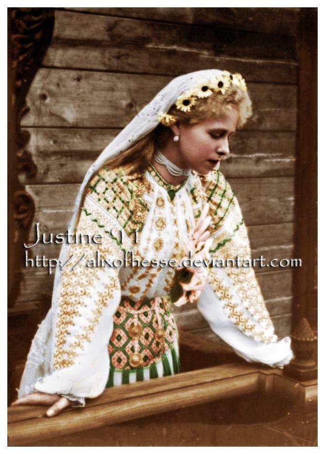 Crown Princess of Romania by AlixofHesse on DeviantArt