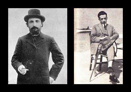 Οι μηδενιστές: Γεώργιος Σουρής - Κώστας Καρυωτάκης