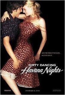 BOAS NOVAS: Dirty Dancing - Noites de Havana - Filme(2004)