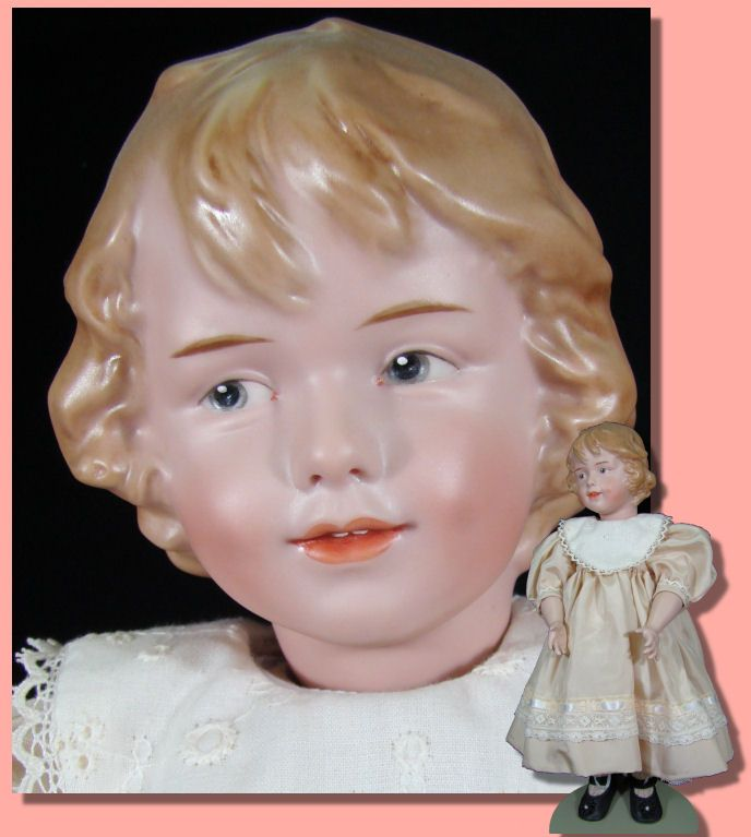 Porcelain Dolls for Sale - The Sister in White