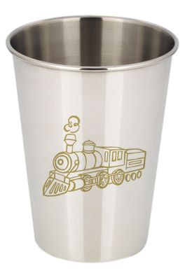 Train indestructible cup - all aboard!!!!