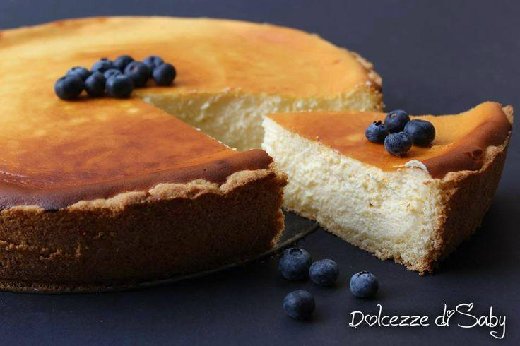 Cheesecake+tedesca+o+Käsekuchen