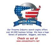 Houston, TX, August 31, 2015 /24-7PressRelease/ -- CCN is a firearms information directory with over 70,000 pages of great info. Our FFL Dealer locator and firearms industry search engine will help you find a dealer close to you. Our blog, newsletter, and forum have the latest firearms industry news.