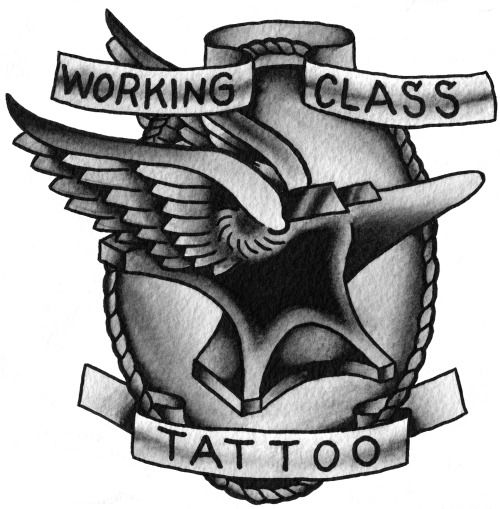 17 Best images about Working Class Tattoo on Pinterest | Wolf ...