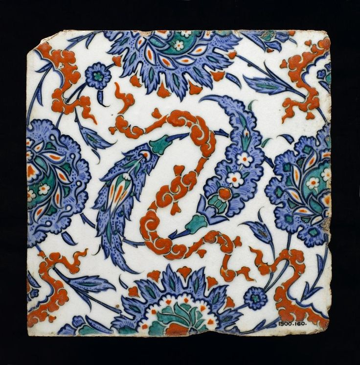 Turkey, Iznik, Ottoman, late 10th century AH / late 16th century AD