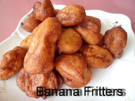 Banana fritters are one of the most popular snacks in West Africa (Ivory Cost, GABON, Burkina) and in this post I'm going to show you how I make them.
