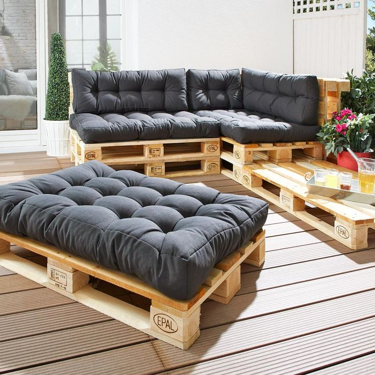 Diy Patio Furniture Cushions How To Make
