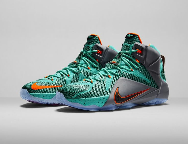 Nike Officially Unveils the LeBron 12 (KICKS)